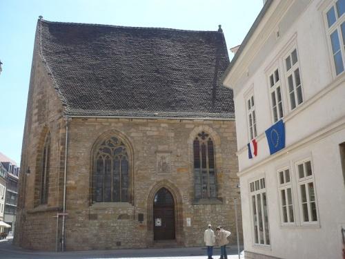 Michaelisstraße Blick zur Michaeliskirche 2
