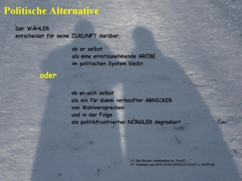 67.Gedanke_ Polit.Alternative