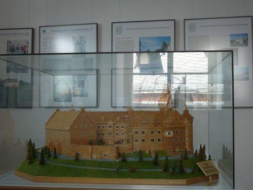 2012.07.04. Heldburg_Thür. SchlossModell
