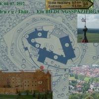 11.07.12 # HELDBURG  /  Thür. - Ein Besuch #
