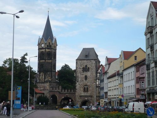 Eisenach  Karlstor