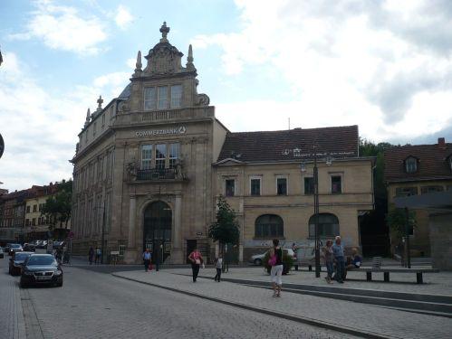 Eisenach  Johannisplatz