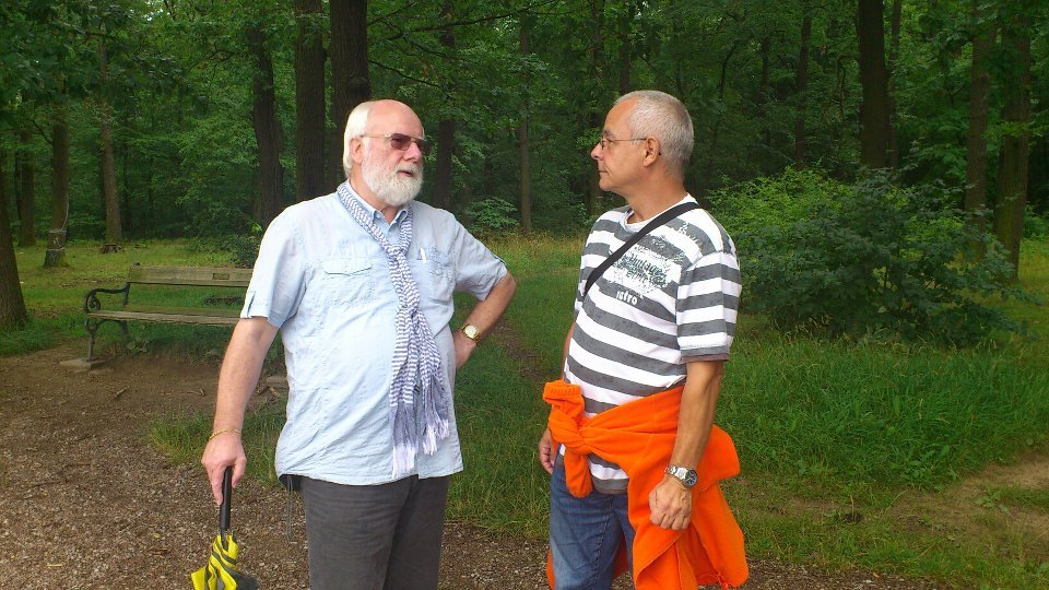 2012.08.05 PachT und Satya Dieter im Gespräch 1