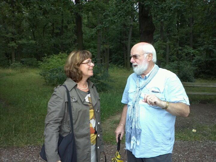 PachT und Monika Schohe im Gespräch 1