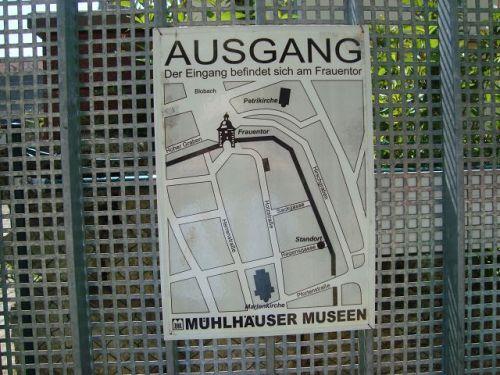 Stadt MÜHLHAUSEN