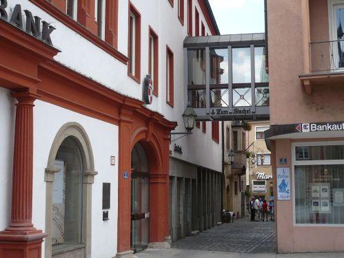 Würzburg 101 - Impressionen - Altstadt
