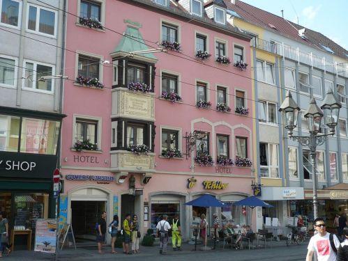 Würzburg 098 - Impressionen - Altstadt