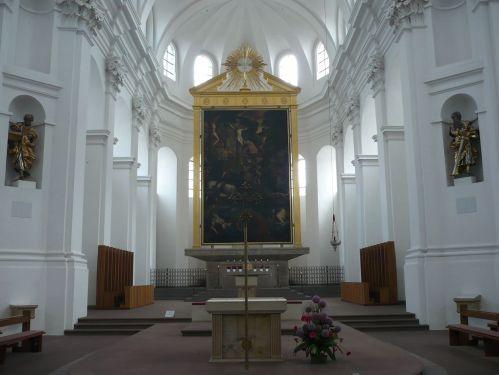 Würzburg 063 - Impressionen - Stift Haug