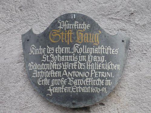 Würzburg 060 - Impressionen - Stift Haug