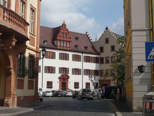 Würzburg 053 - Impressionen - Bischofssitz
