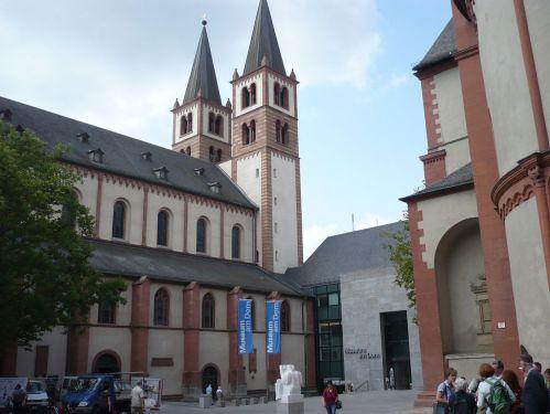Würzburg 052 - Impressionen - Dom