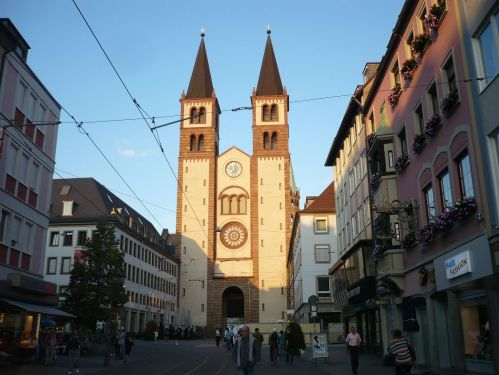 Würzburg 051 - Impressionen - Dom