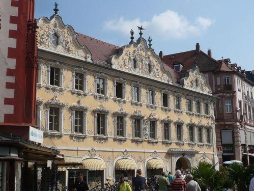 Würzburg 047 - Impressionen - Falkenhaus