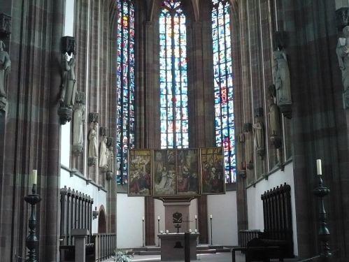 Würzburg 045 - Impressionen - Marienkapelle