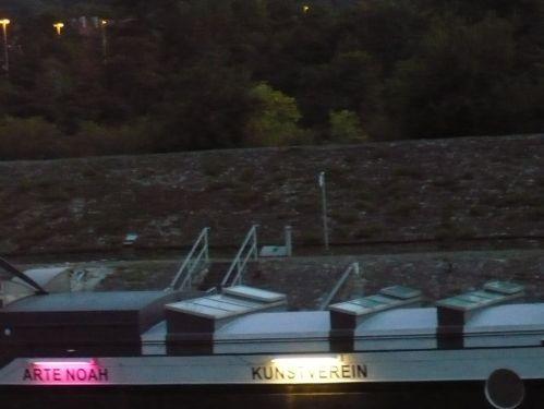Würzburg 042 - Impressionen - Alter Hafen