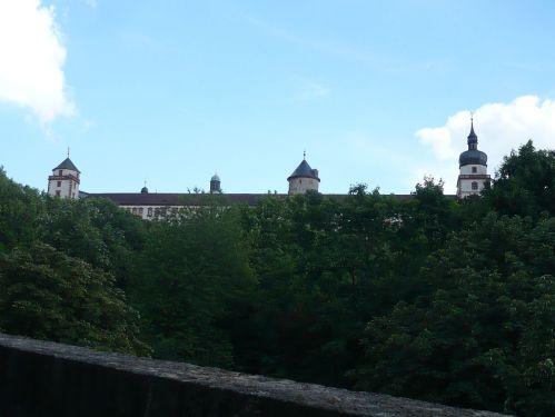 Würzburg 038 - Impressionen - Festung