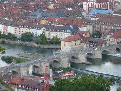 Würzburg 035 - Impressionen - Festung