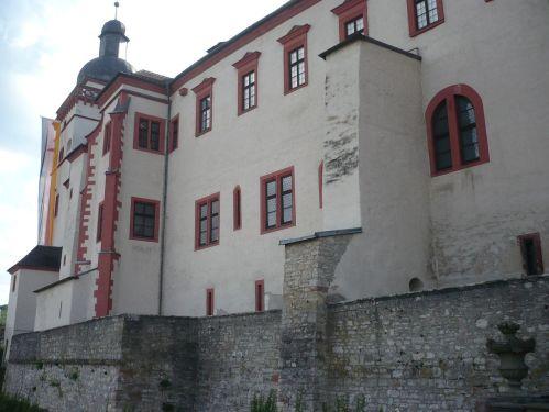 Würzburg 034 - Impressionen - Festung