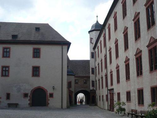 Würzburg 029 - Impressionen - Festung