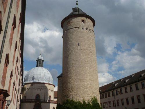 Würzburg 026 - Impressionen - Festung