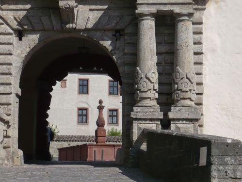 Würzburg 025 - Impressionen - Festung