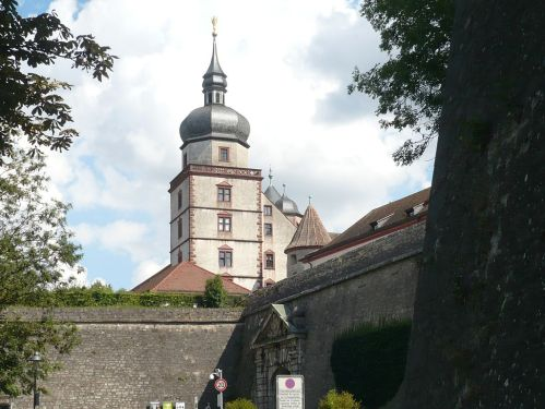 Würzburg 021 - Impressionen - Festung