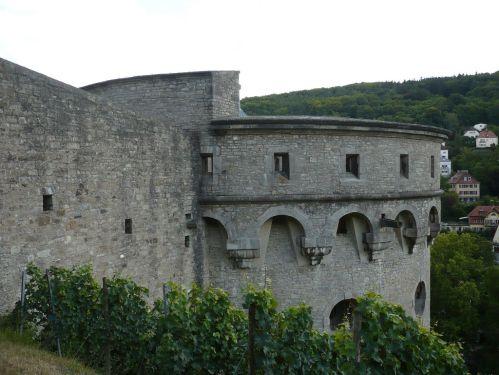 Würzburg 018 - Impressionen - Festung