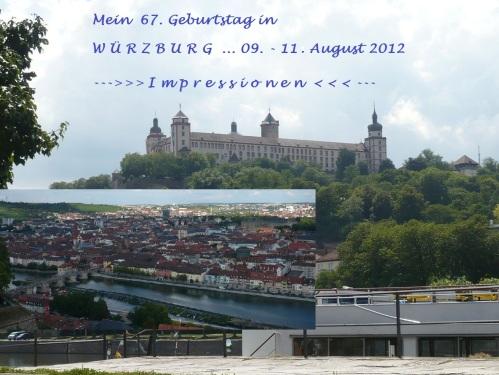 Würzburg 001 - Stadt in Bayern