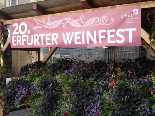 20. Weinfest Erfurt 2012 01