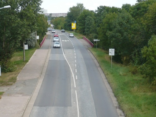 Erfurt _ Straße der Nationen 1
