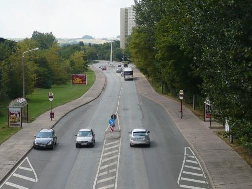 Erfurt _ Straße der Nationen 2