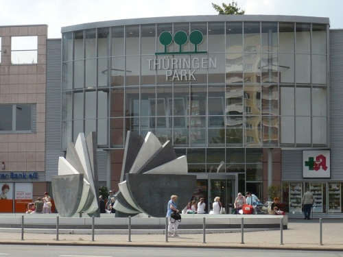Erfurt _ Thüringen Park 1