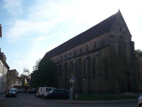 Predigerstraße mit Predigerkirche