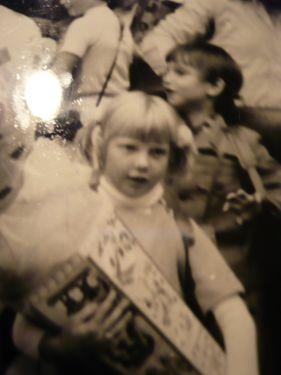 Katja Schuleinführung 1977