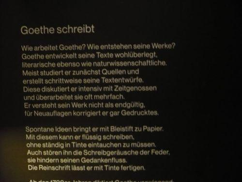 Weimar Fiktiver Rundgang mit Goethe 35