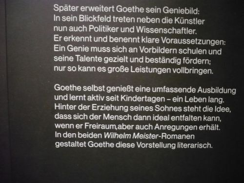 Weimar Fiktiver Rundgang mit Goethe 33