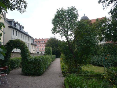 Weimar Fiktiver Rundgang mit Goethe 28