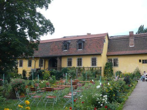 Weimar Fiktiver Rundgang mit Goethe 27