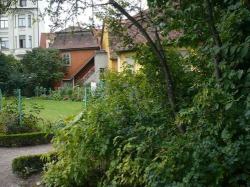 Weimar Fiktiver Rundgang mit Goethe 25