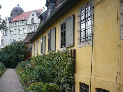 Weimar Fiktiver Rundgang mit Goethe 23