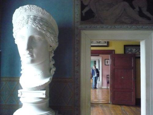Weimar Fiktiver Rundgang mit Goethe 16