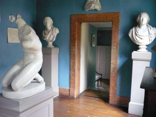 Weimar Fiktiver Rundgang mit Goethe 09