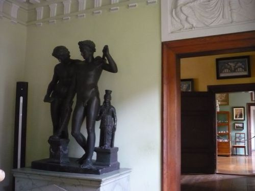 Weimar Fiktiver Rundgang mit Goethe 07