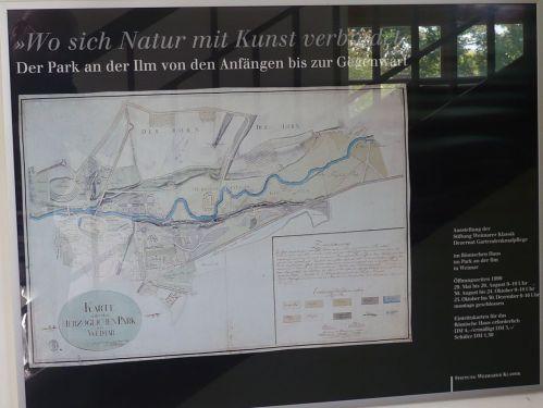 Weimar Römisches Haus  Geschichte zum Ilmpark