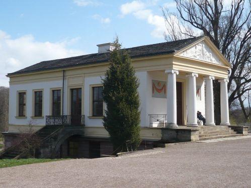Weimar Römisches Haus Besuch am 22.09.12