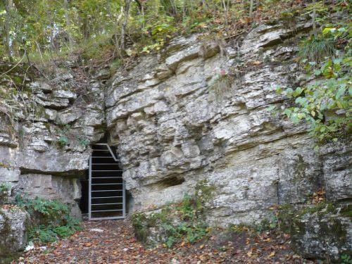 2012.10.11 Gr. HörselBerg-Wanderung 16 Venushöhle