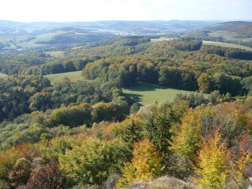 2012.10.11 Gr. HörselBerg-Wanderung 13