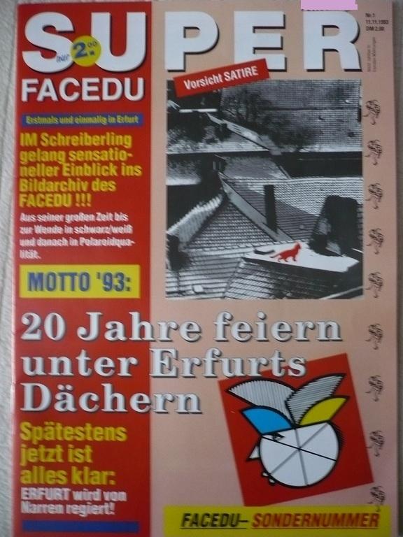 2013 Ausstellung -Karneval in der DDR- 6 FaCeDu 1