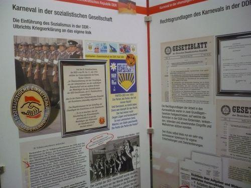 2013 Ausstellung -Karneval in der DDR-