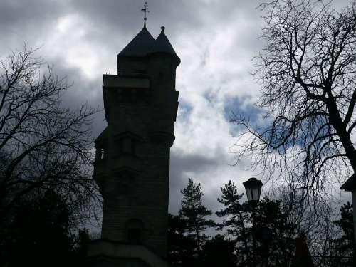 7 Alteburgturm Mystik